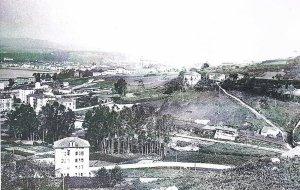 Casa Bañales hacia 1930