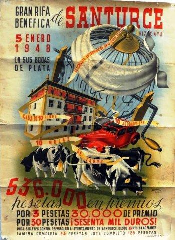 cartel-rifa-enero-1948
