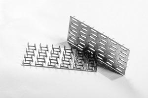 Dygiuotos MiTek plienines ploksteles santvaru gamybai UAB Inovatyvi statyba www.santvaros.lt