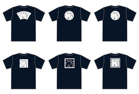 Tシャツデザイン案