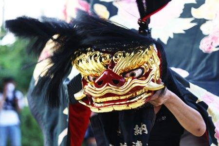 砂古獅子組 [ 夏祭り ] (2018.07.15 Sat)