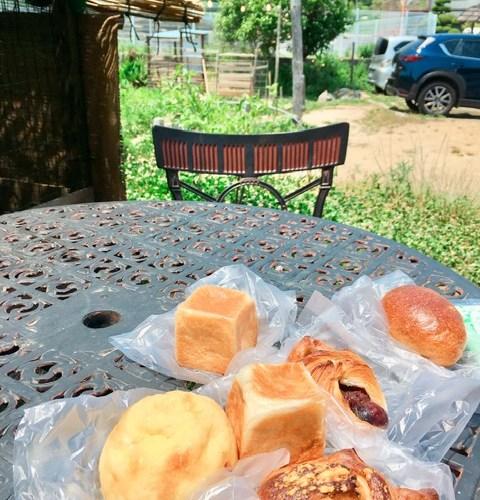 心もお腹も満たされる古民家パン屋さん『ベーカリーフラッグ』