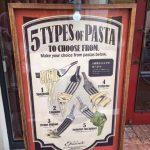 5種類からパスタが選べてソースの種類も豊富な『パスタカフェ エピソード』を発見!これは通ってしまいそうな予感