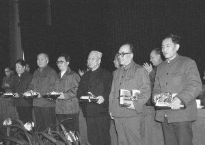 Литературная премия Мао Дуня 1982 года