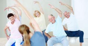 Pilates senioren