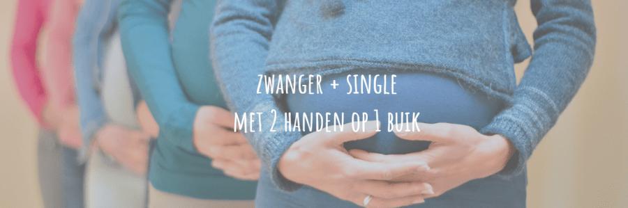 zwangerschapscursus voor singles