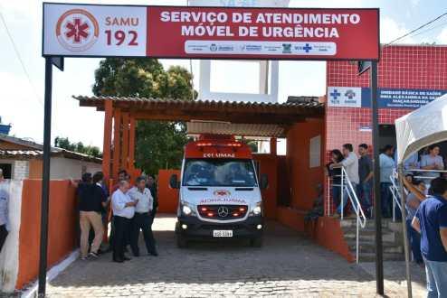 São Gonçalo se torna a primeira cidade do estado a ter duas bases fixas do SAMU