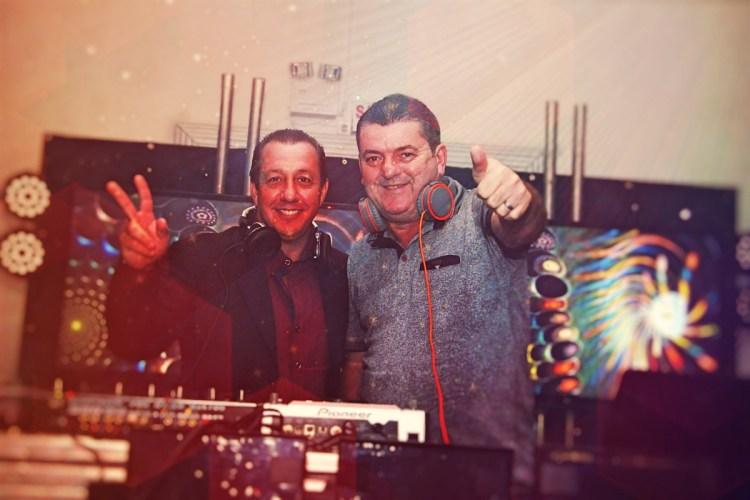 DJ Ademar e DJ Claiton