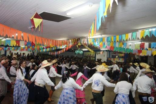 Baile de São João CTG Minuano Catarinense 2018 (137)