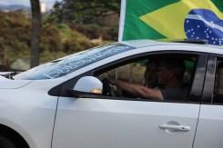Carreata pro-bolsonaro São Joaquim(70)