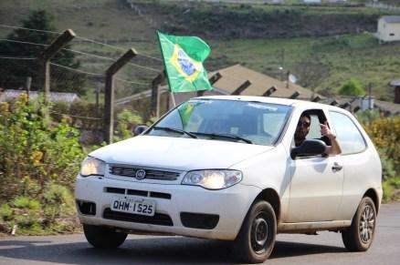 Carreata pro-bolsonaro São Joaquim(90)