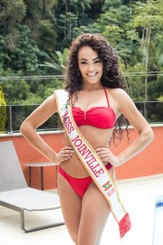 MISS JOINVILE - FERNANDA MARIA DO CARMO SOUZA 23 ANOS – 1.72 MT