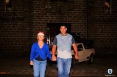 Adilson e esposa