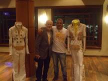 Bovinu´S Augusta, em São Paulo, comemoração dos 50 anos do Elvis. Fã Clube Oficial do Brasil, março 2017