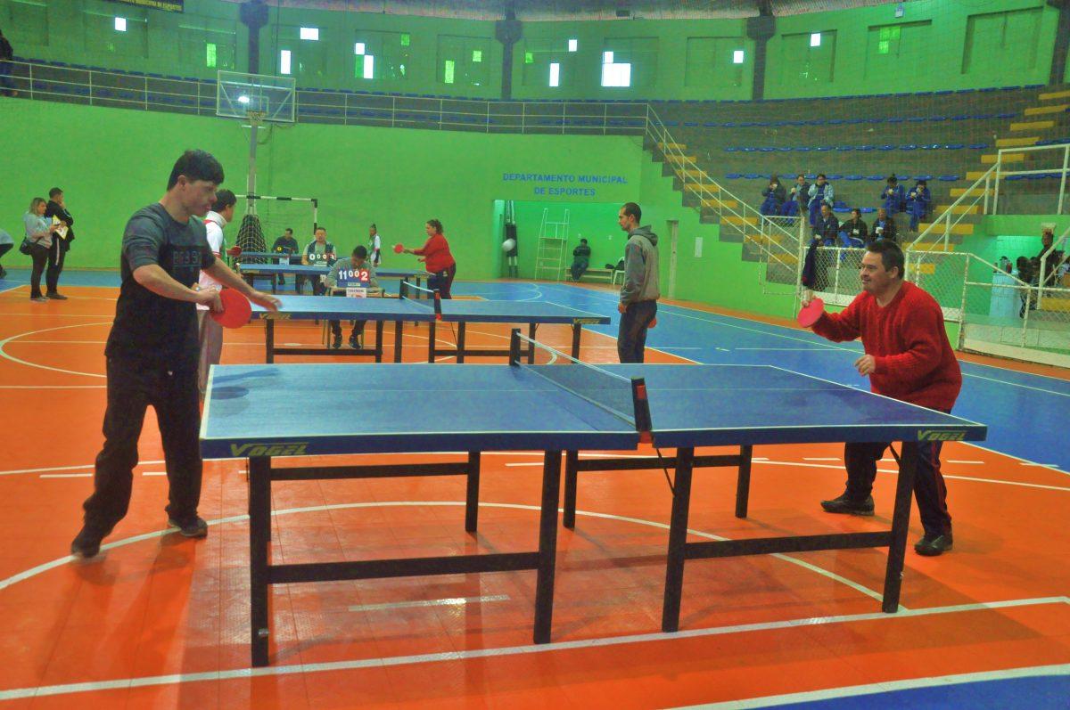 Circuito Tenis : Circuito tenis de mesa apaes 8