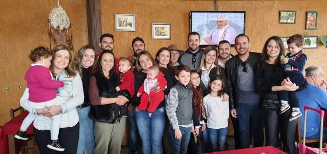 A Família de Dino Farias