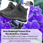 Cópia de Bota Hedgehog Fastpack II da The North Face – feminina