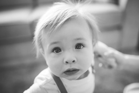baby boy portrait photography