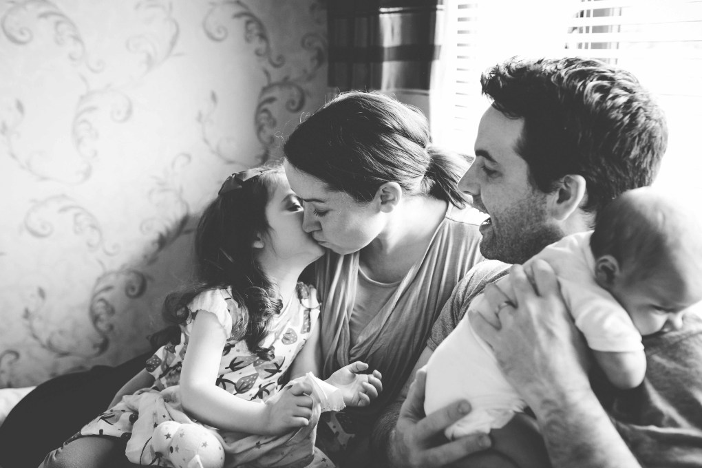 family, newborn, photography