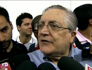 João Paulo de Jesus Lopes aguarda resposta da CBF (Foto: Reprodução SporTV)