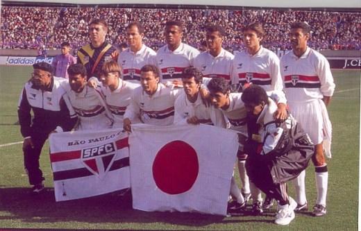 São Paulo campeão mundial