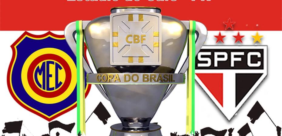 a2f1d54eb8 Preleção Copa do Brasil 2018  Madureira x São Paulo – SãoPaulo.Blog
