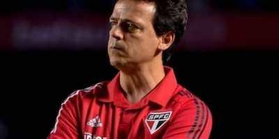 """Arnaldo Ribeiro: """"Acho que a parada também foi boa para o Fernando Diniz"""""""