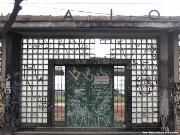 Fábrica da CAIO – Rua Guaiaúna