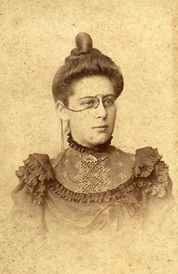 Anna em 25/11/1900