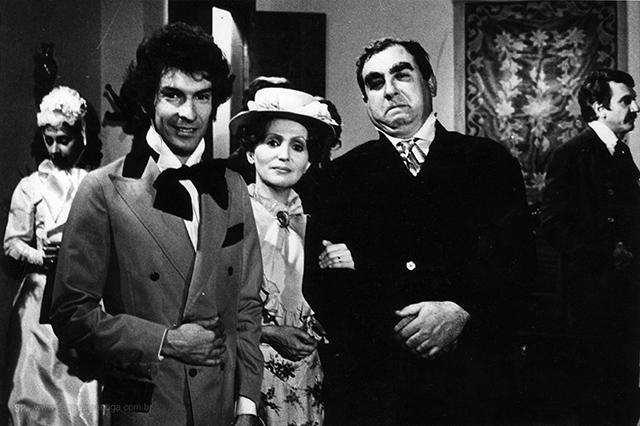 Kito Junqueira, Diva Nimitz e Elias Gleiser (clique na foto para ampliar).