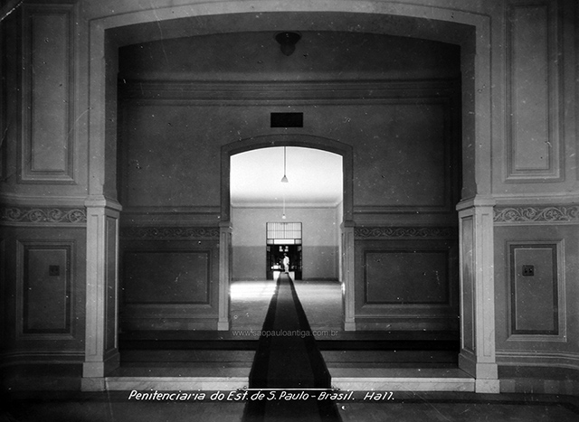 Hall da entrada principal