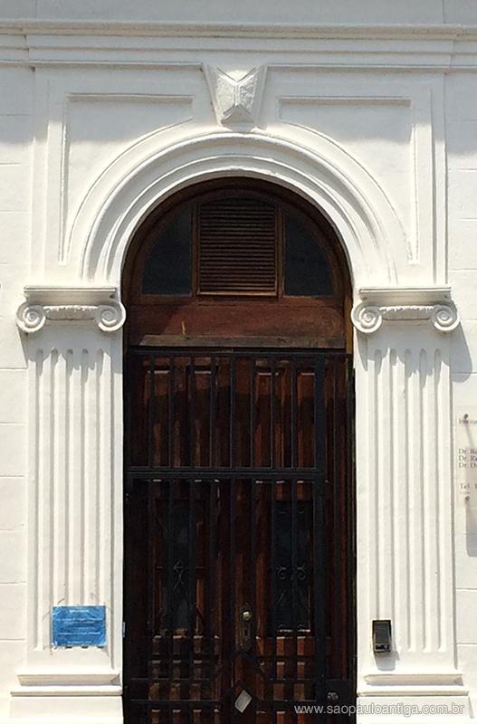 Detalhes da porta de entrada