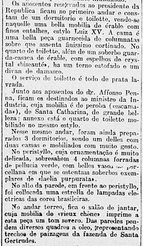 Recorte do jornal Correio Paulistano