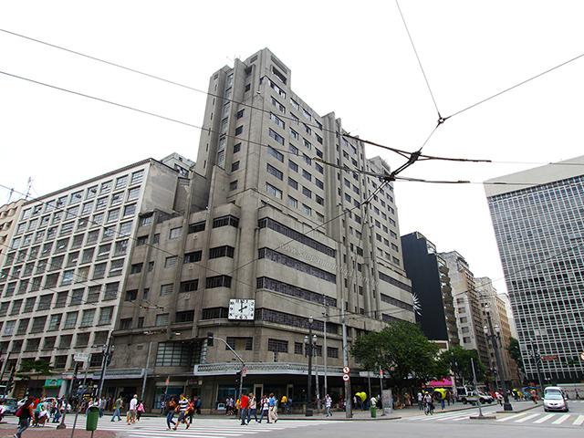 O prédio em 2013 (clique para ampliar)