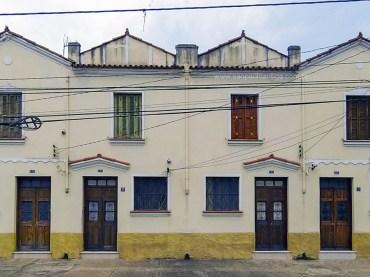 Sobrados FR – Rua Marechal Barbacena