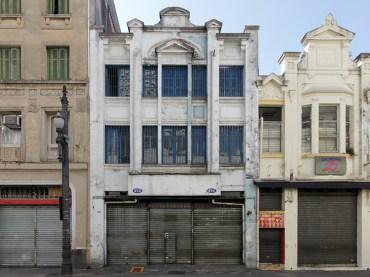 """Edifício """"AL"""" – Rua Florêncio de Abreu"""
