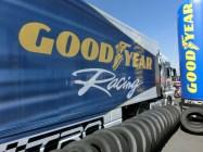 Goodyear je 12 godina zaredom dobavljac trkackih teretnih pneumatika