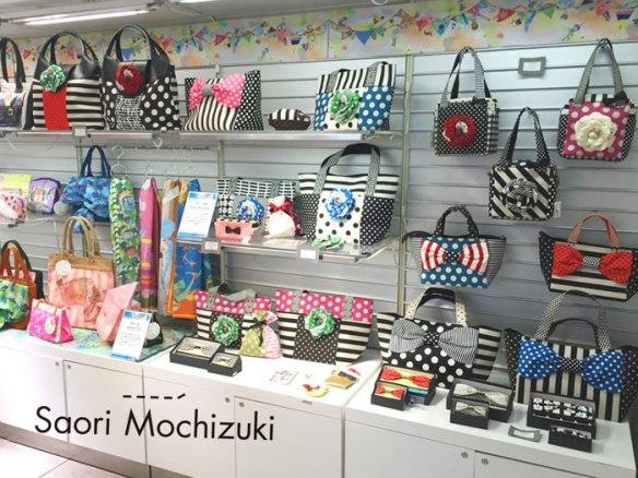 水玉バッグ Saori Mochizuki