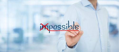 possibilityとfeasibility