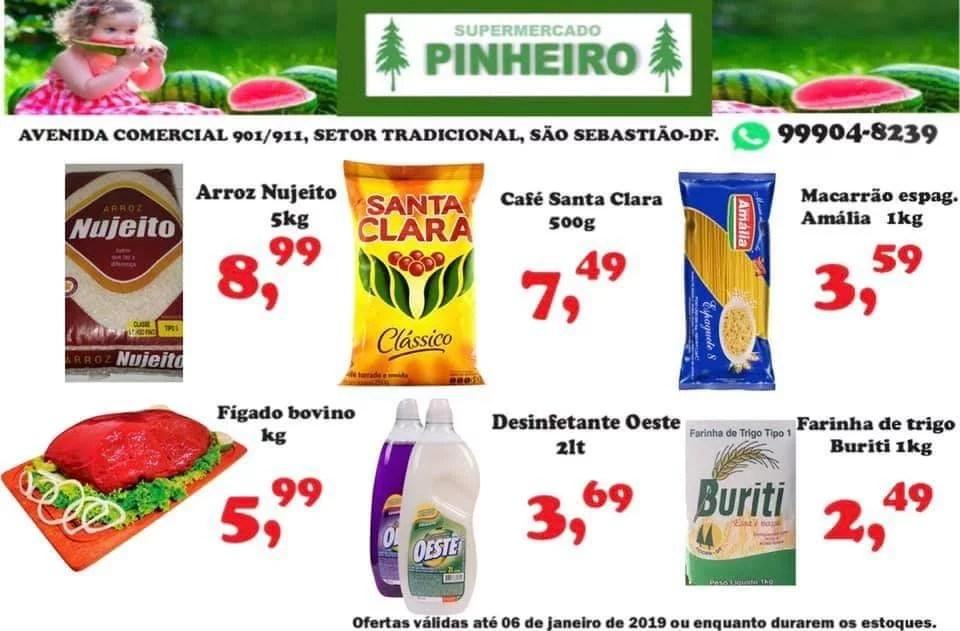 Ofertas Supermercado Pinheiro