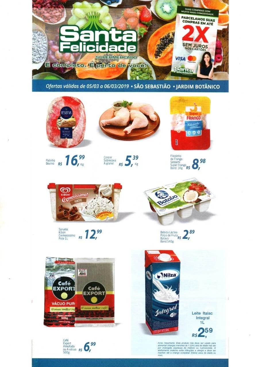 Ofertas Supermercado Santa Felicidade56