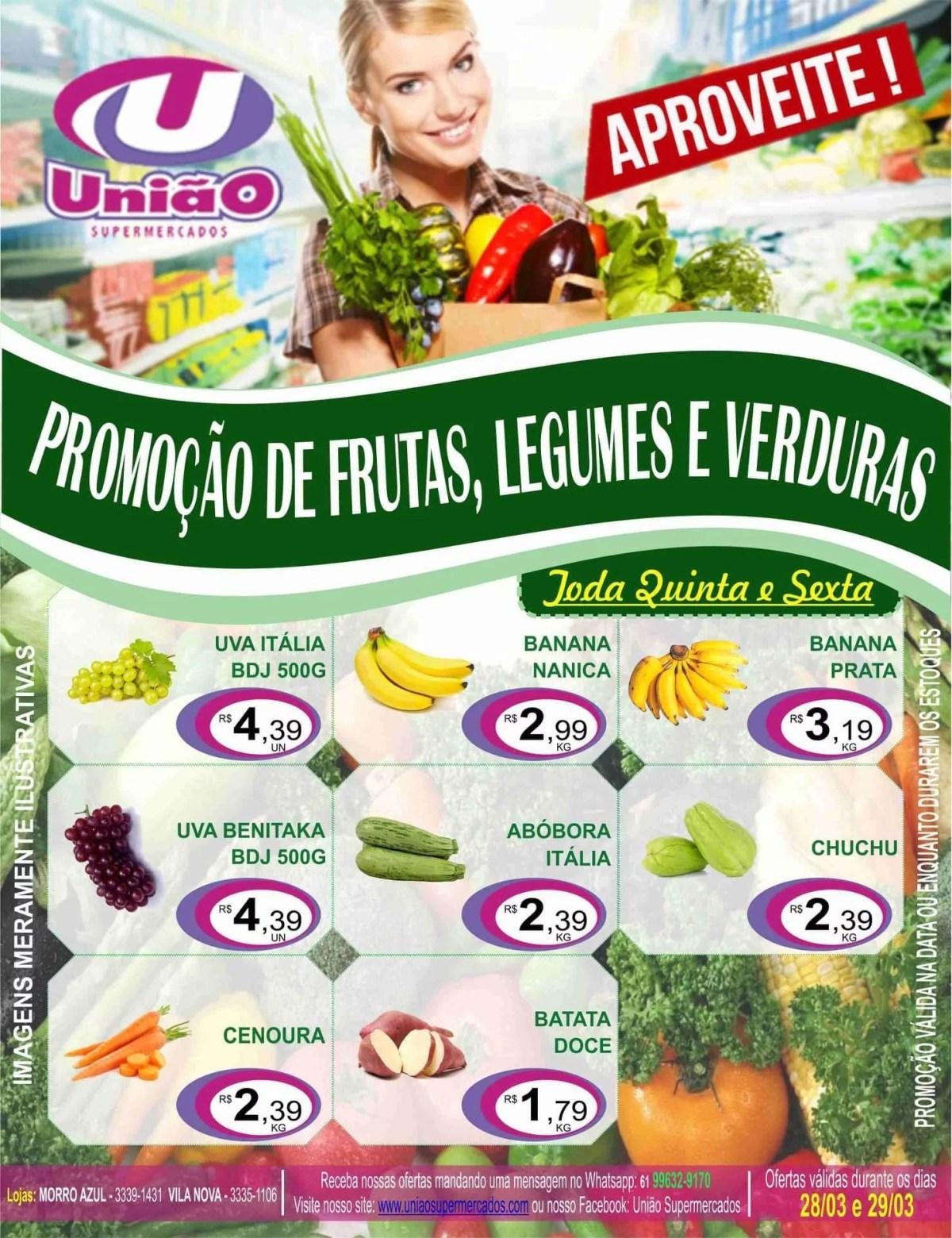 Ofertas Supermercado União21
