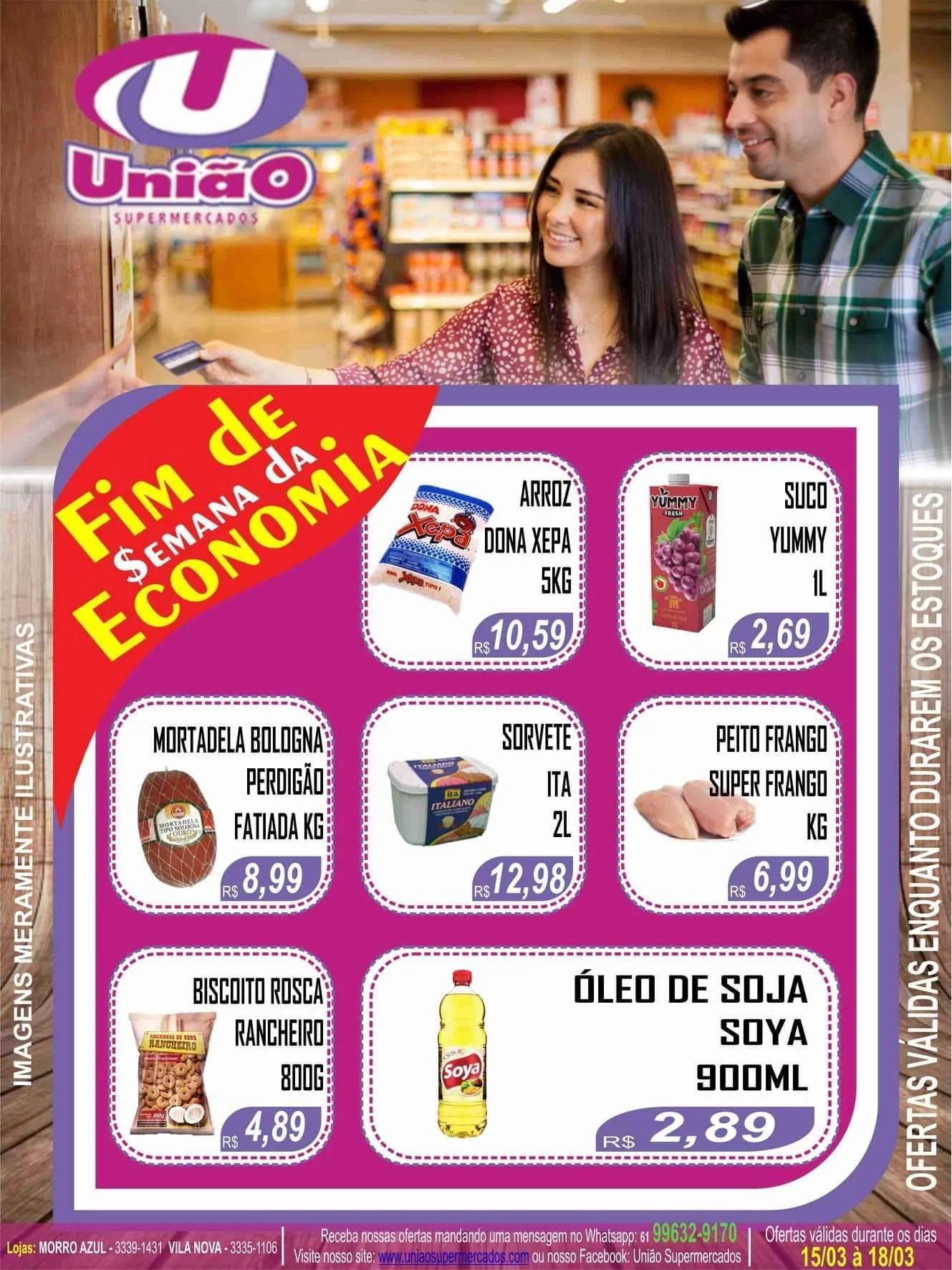Ofertas Supermercado União81