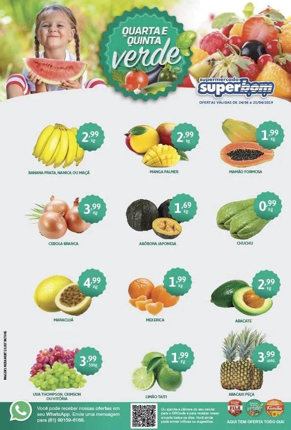 Ofertas Supermercado SuperBom60