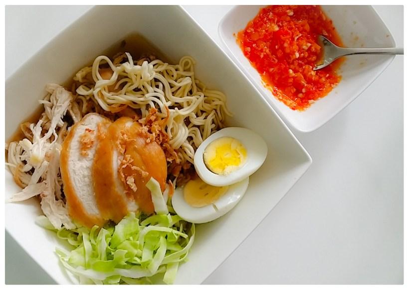 Bami soep recept