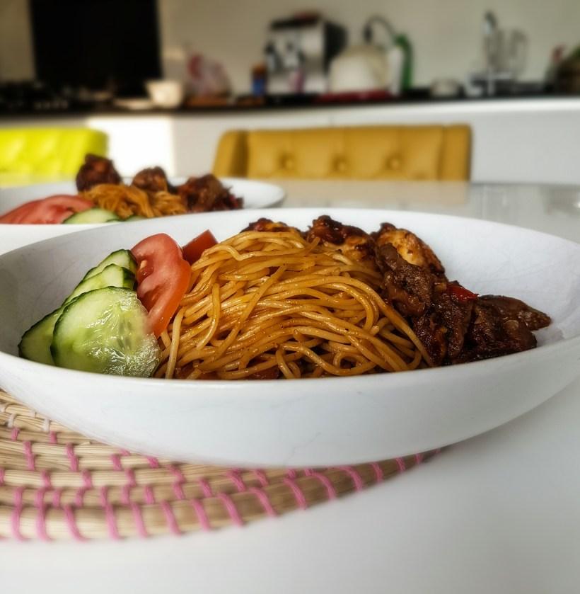 Javaanse Bami Recept