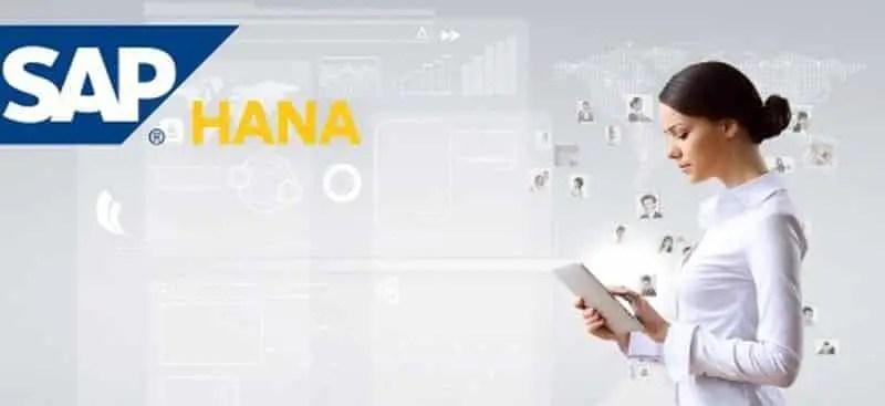SAP HANA; SAP HANA Architecture