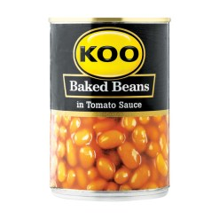 Canned & Prepared foods