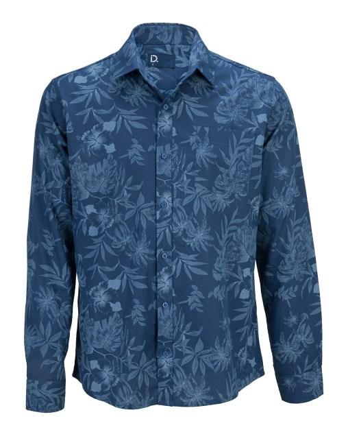 Camisa floral 89,90