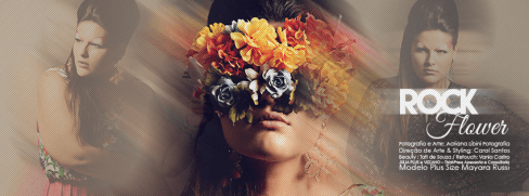Editorial Rock Flower - Facebook
